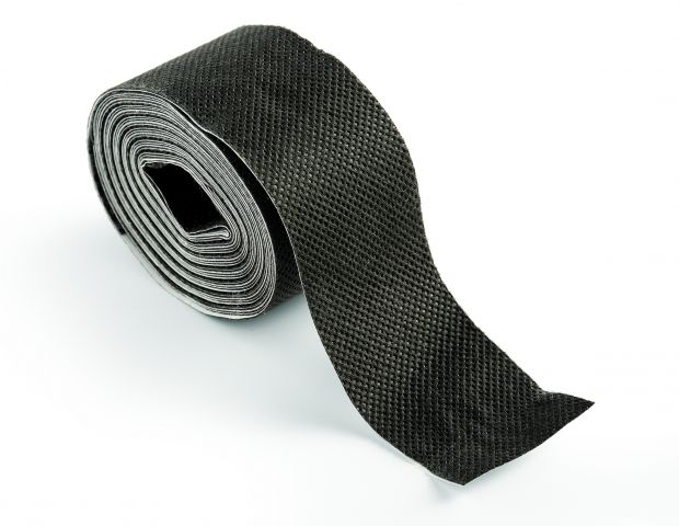 - Micro-perforated aluminium adhesive tape for 16 mm sheets